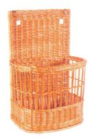 Rieten mand voor stokbroden