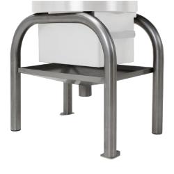 Onderbouw met verticale collector afvoer (10-18kg)