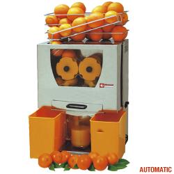 Automatische sinaasappelpers