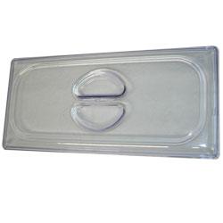 Plexiglas deksel voor inoxbakken